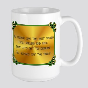 Iristh Toast - Friendship Mugs